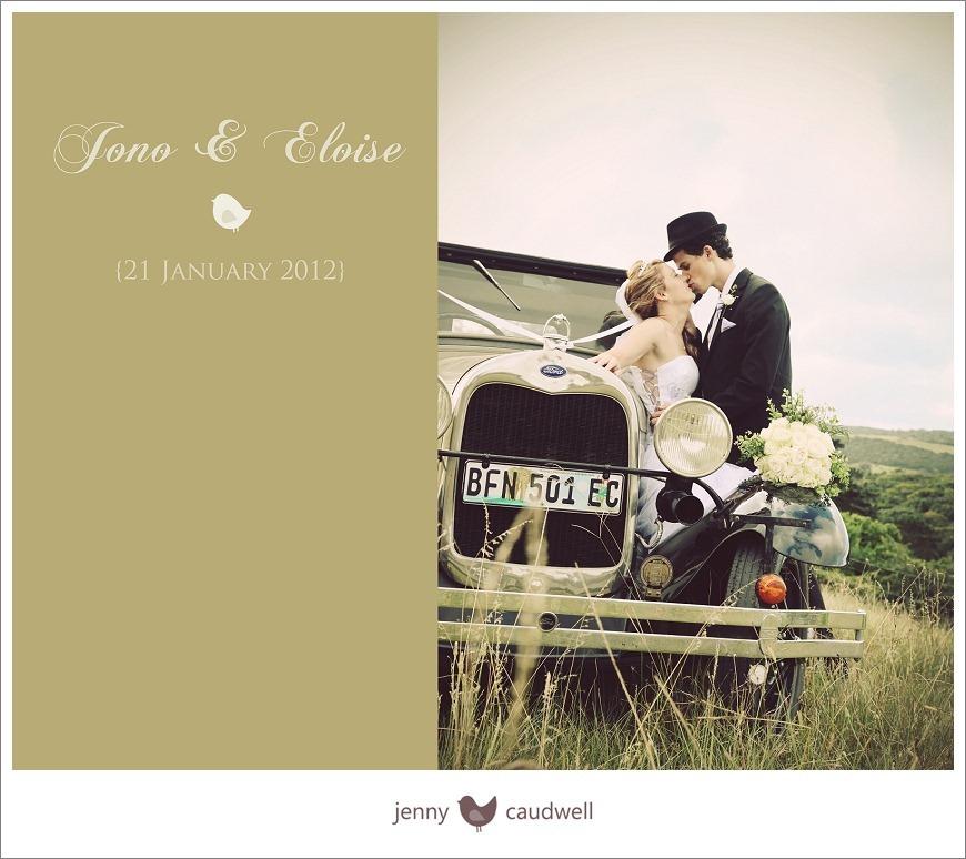 Jono & Eloise (26-)