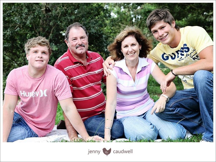van der Westhuizen Family (5)