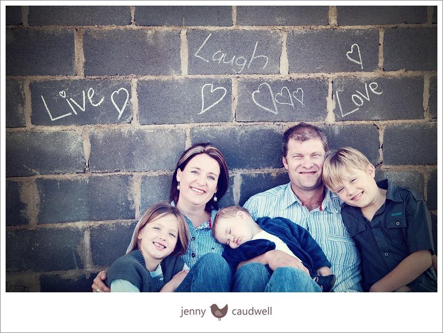 Durban Photographer Jenny Caudwell (40)