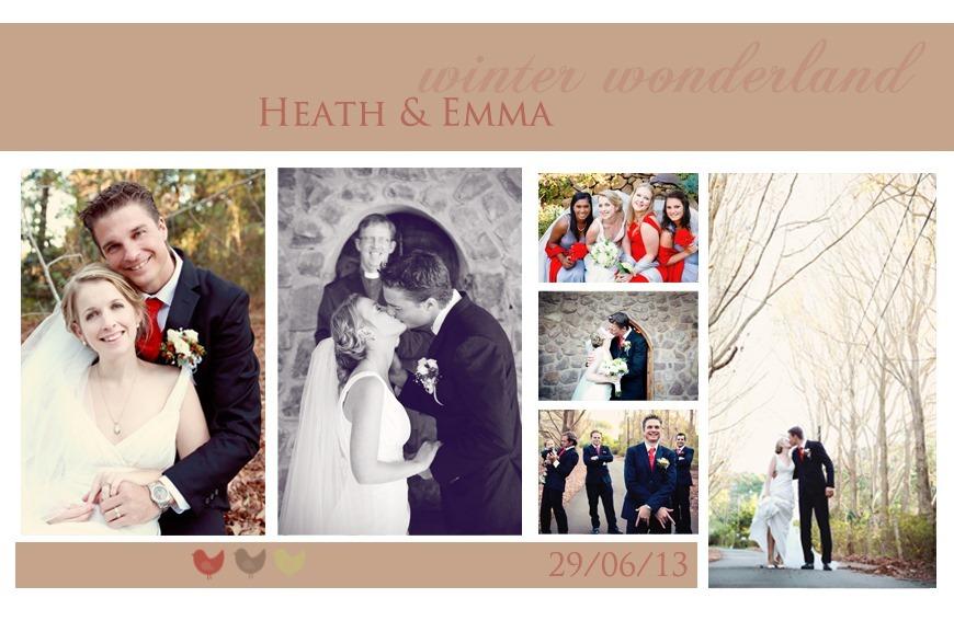 cover heath & emma
