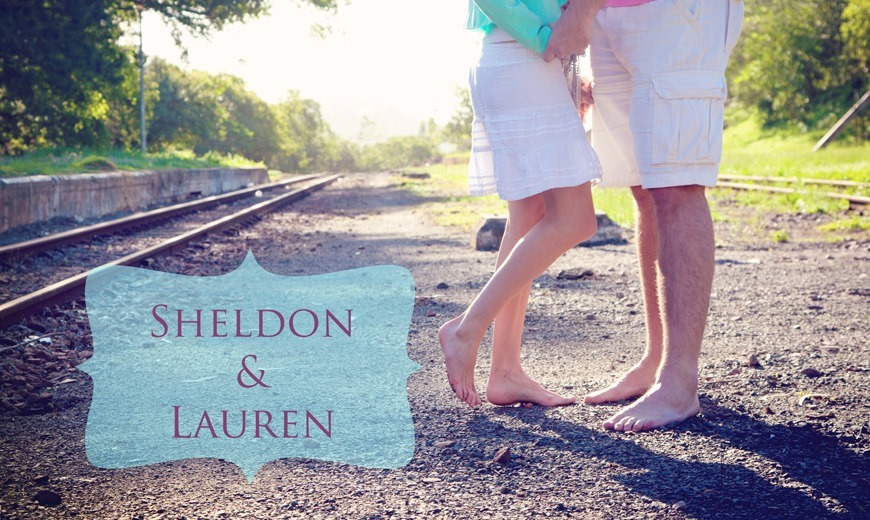 cover for Sheldon & Lauren